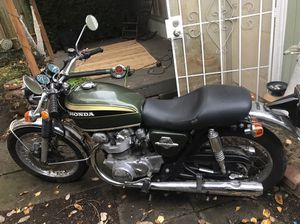 1973 CB450 for Sale in Shoreline, WA