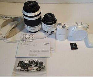 Samsung NX1000 Wi-Fi Mirrorless Digital Camera for Sale in West Palm Beach,  FL