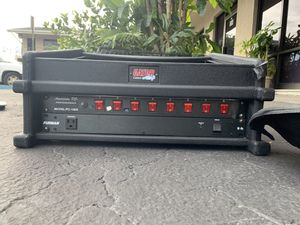 American DJ PC-100A 8-Switch Power Furman mx8 power conditioner GATOR CASES DJ equipment for Sale in Oakland Park, FL