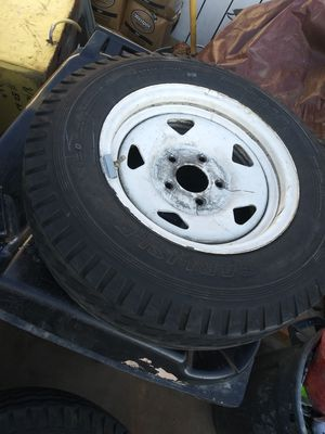 S/t Trailer tires size 205 65 14 for Sale in Fullerton, CA