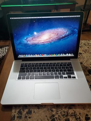 MacBook Pro, core 2 Duo, Office 2016, Mac OS X Lion. for Sale in Glenarden, MD