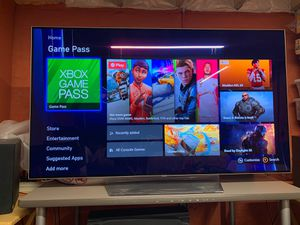 LG 55 Inch B7A OLED HDR TV & Nintendo Switch Console for Sale in Portland, OR