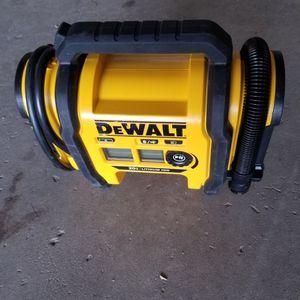 Dewalt 20 V Max air compressor for Sale in St. Petersburg, FL