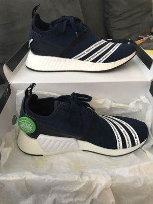 Adidas NMD white mountaineers for Sale in Wichita, KS