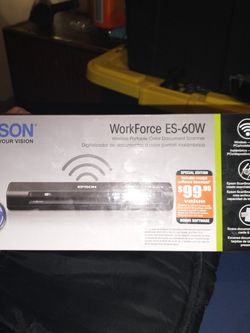 Epson 60 Watt Scanner for Sale in East St. Louis,  IL