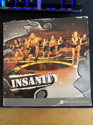 Insanity Workout DVD Full Set for Sale in Los Angeles, CA