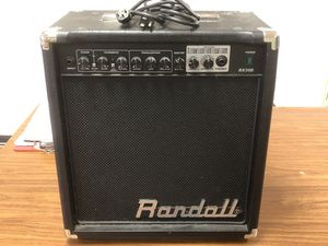Randall guitar amp for Sale in Spring Hill, FL