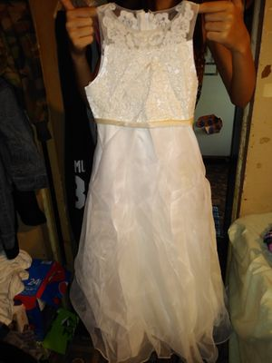 Girls flower dress and accessories for Sale in Upper Chichester, PA