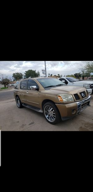 2004 Nissan Armada SE for Sale in Phoenix, AZ