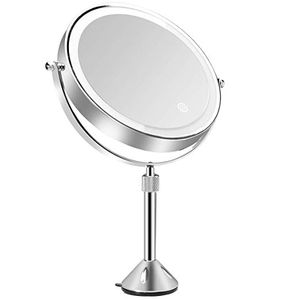 Servineart Magnifying Double Sided Vanity Makeup Mirror (AC) for Sale in Montclair, CA