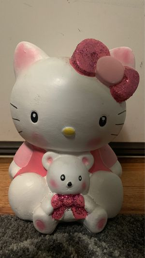 Piggy Bank Hello Kitty for Sale in San Diego, CA
