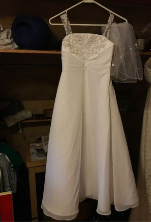 Child's communion or flower girl dress for Sale in Pittsburgh, PA