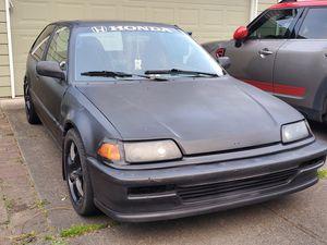 Honda civic hatchback si for Sale in Marysville, WA
