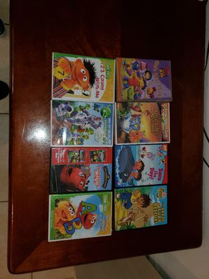 Classic children DVD's for Sale in Kissimmee, FL