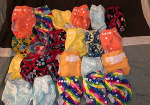 51 Cloth Diapers for Sale in North Chesterfield, VA