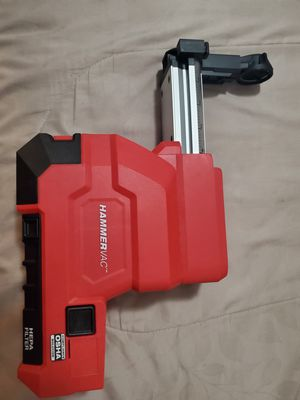 Milwaukee fuel hammer vaccum FIRM for Sale in Long Beach, CA