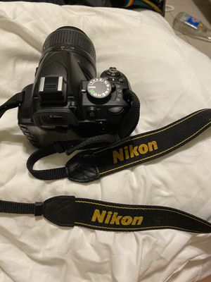 Nikon D3100 for Sale in San Diego, CA