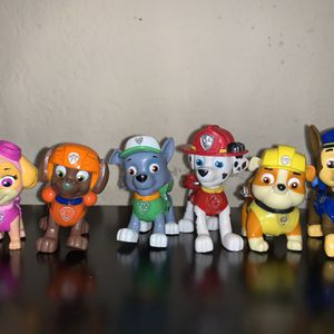Paw Patrol Figures for Sale in Pleasanton, CA