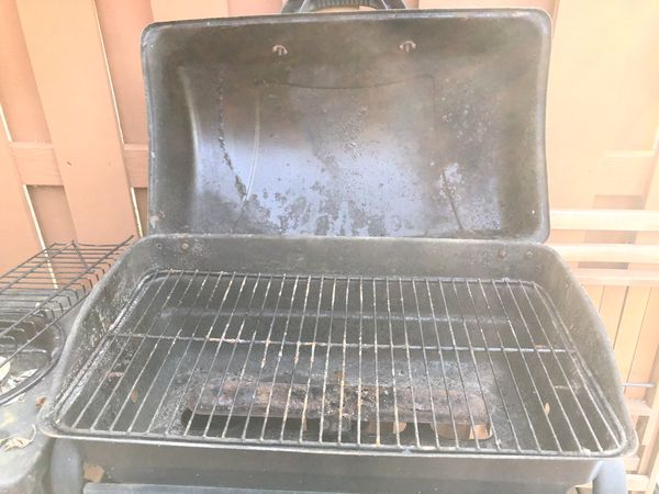FREE Char Broil Gas Grill with Side Burner