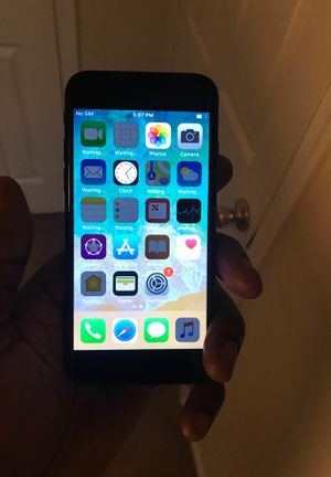 Iphone 7 128gb unlocked! need gone today! $225 for Sale in Alexandria, VA