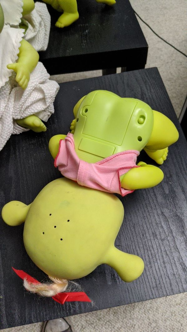 Mechanical baby shreks