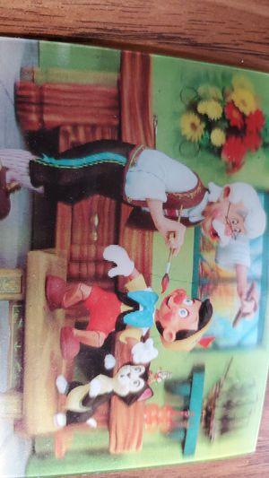 Disney lythograph for Sale in Cranston, RI