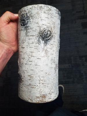Ceramic Birch Vase for Sale in Bozeman, MT
