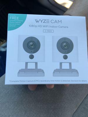 Wyze cam 2 home surveillance cameras for Sale in Las Vegas, NV