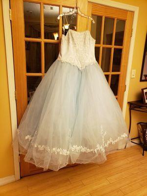 Prom /sweet 16 dress size 16 for Sale in Woodbridge Township, NJ