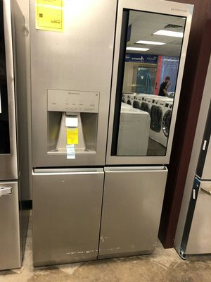 🌌New LG Signature Refrigerator ^&* Factory Warranty for Sale in Gilbert, AZ