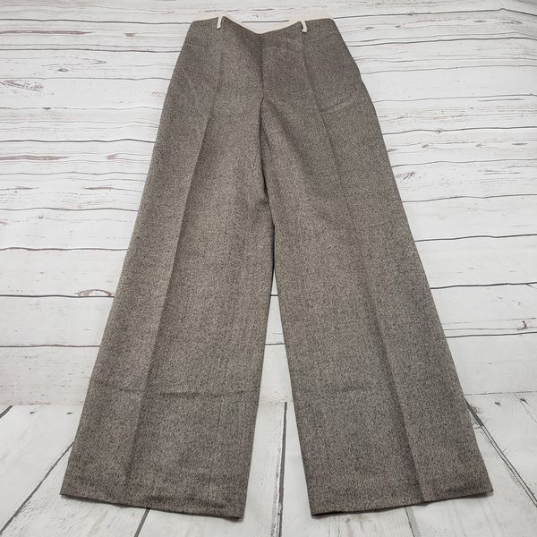 2bc801e3d57 Willi Smith Pants Size 10 Womens Work Dress Pants Wool Blend Lining  Polyester Shell 65% Wool 35% Rayon Lining 100% Polyester