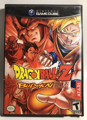 Dragon Ball Z:Budokai Nintendo GameCube Disc and Manual Tested Works for Sale in Irwindale, CA