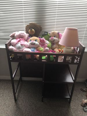 Baby Crib &Changing Table for Sale in Tampa, FL