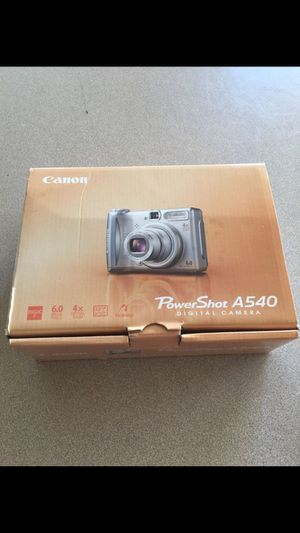 Digital camera new for Sale in Plainfield, IL