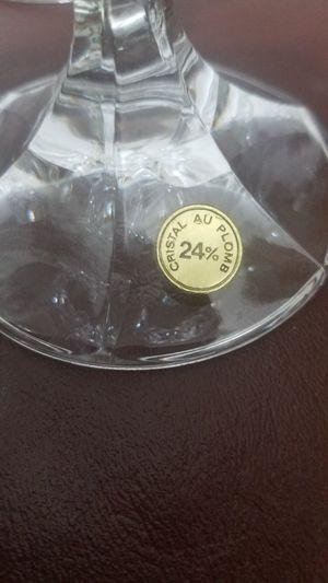 Vintage crystal glasses for Sale in National City, CA