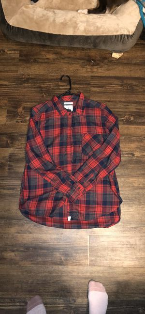 American Eagle Flannel for Sale in New Hradec, ND