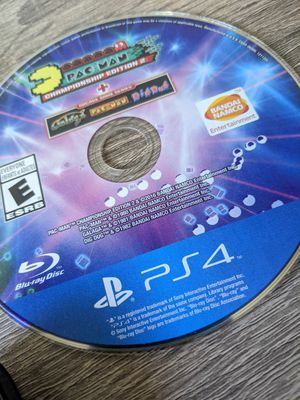 PacMan Championship Edition 2 + Series - PlayStation 4 / PS4 for Sale in North Springfield, VA