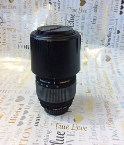 SIGMA DG: 700-300mm 1:4-5.6 for Sale in New York,  NY