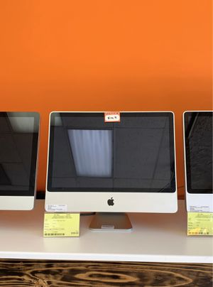 """24"""" iMac- 2.4Ghz Intel Core 2 Duo- 500GB HDD- 4GB RAM for Sale in Los Angeles, CA"""