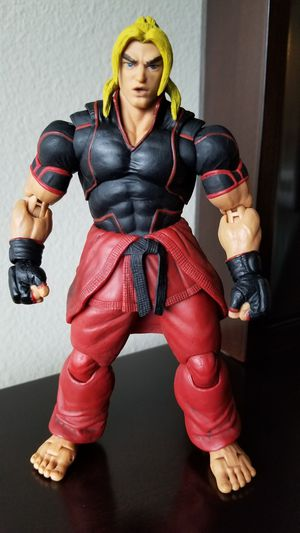 Storm collectibles street fighter 5 Ken for Sale in Everett, WA