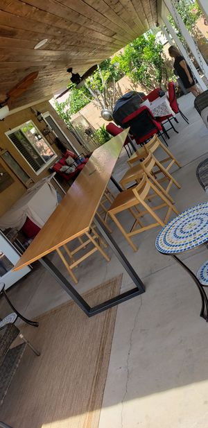 Table 12.5ft x 30 inches. for Sale in San Bernardino, CA