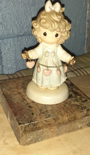 Precious Moments Porcelain Collectable Doll for Sale in Austin, TX