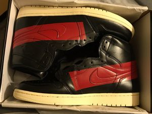 AIR JORDAN 1 COUTURE SIZE 12 for Sale in Boston, MA