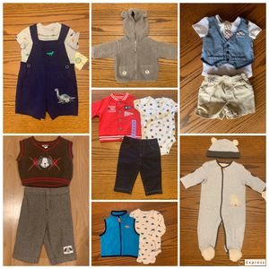 Baby Clothes ~ 3-6 Months ~ New for Sale in Thornton, CO