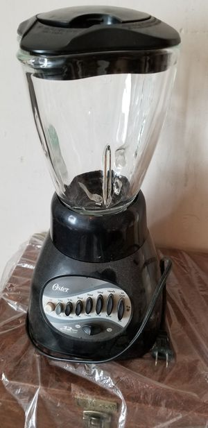 Oster 12-Speed Blender - Excellent for Sale in San Diego, CA