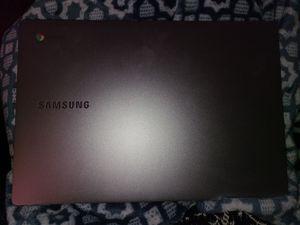 "Samsung - Chromebook 4+ - 15.6"" - Intel Celeron - 4GB RAM - 128GB eMMC Flash Memory - Platinum Titan for Sale in Quincy, MA"