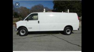 GMC Savana 6.5 turbo diesel van for Sale in Kensington, MD