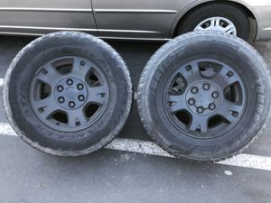 Rims for Sale in Atwater, CA
