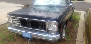 1976 Chevy c 10 puck up for Sale in RESCUE, CA