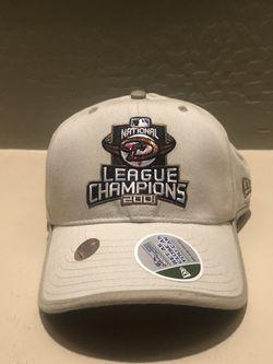 Arizona Diamondbacks 2001 NL Champions Baseball Cap for Sale in Phoenix,  AZ